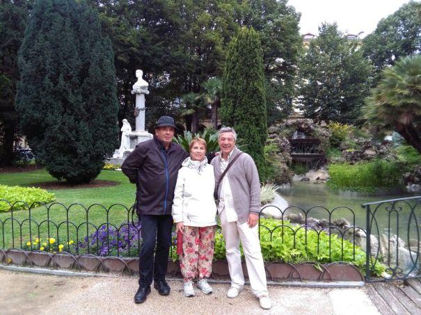 Visita desde Paris